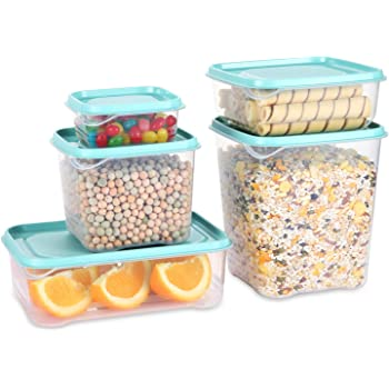 30 PLASTIC CONTAINERS WITH LIDS DISPOSABLE PARTY TABLEWARE FOOD STORAGE 20oz