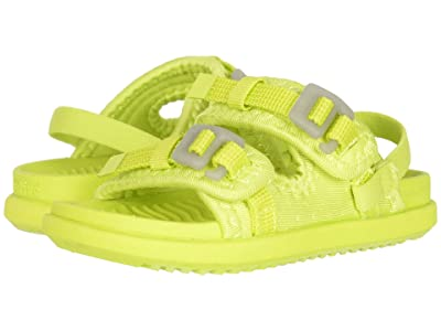 Native Kids Shoes Davis (Toddler) (Chartreuse Green) Kid