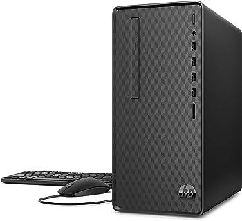 HP M01-F0016 Desktop (Quad Ryzen 5 / 8GB / 256GB SSD)