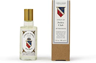 Caswell-Massey Jockey Club Aftershave – Natural After Shave With Sandalwood, Musk, Jasmine and Geranium – 3 Ounces