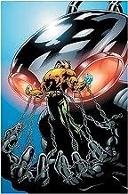 Justice League Black Manta Art Print   DC World's Finest Collection Exclusive   Comic Art