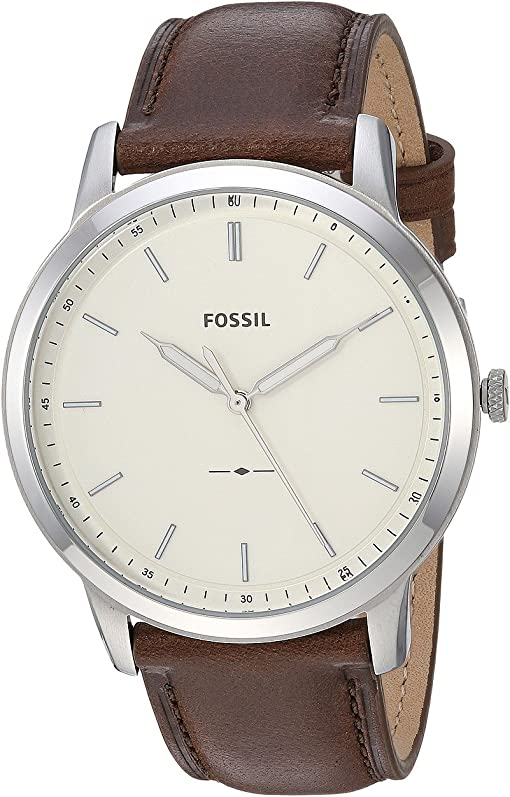 FS5439 Silver Brown Leather