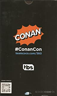 Conan O'Brien (Conan360) VR Glasses 2016 San Diego Comic-Con (SDCC) Swag