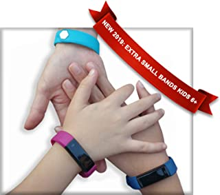 Kids Fitness Tracker Activity Tracker for Kids – Waterproof Smart Watches for Girls..