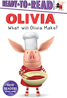 What Will Olivia Make? (Olivia TV Tie-in)
