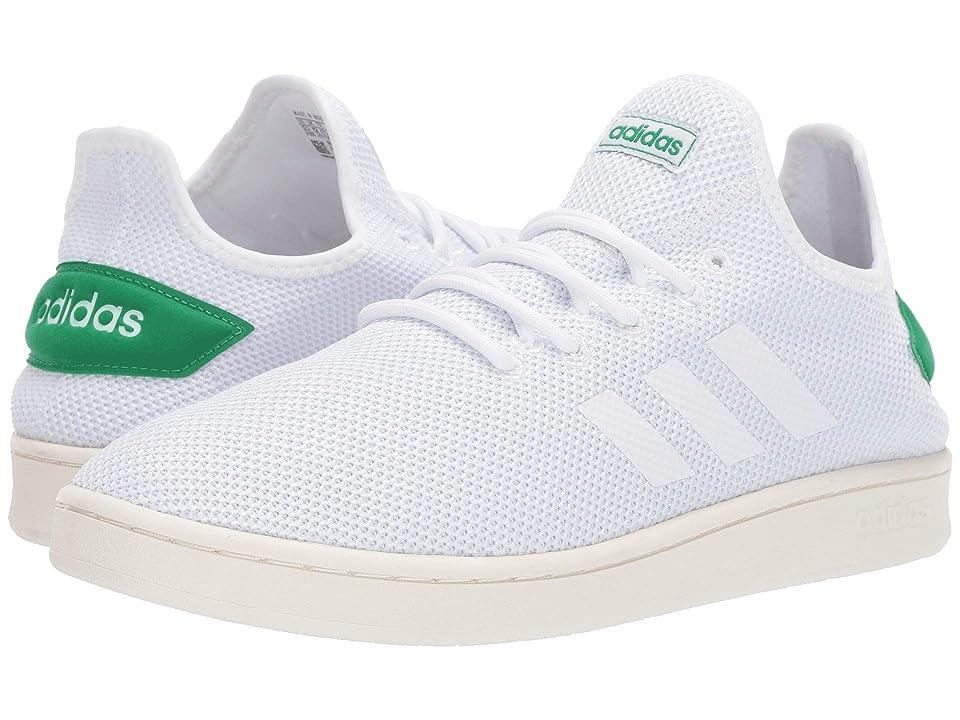 adidas Court Adapt (Footwear White/Footwear White/Green) Men