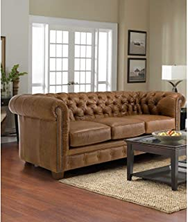 Best italian leather chesterfield sofa Reviews