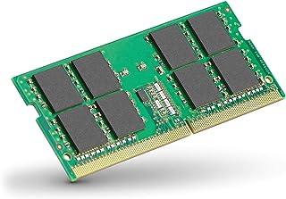 Kingston KVR26S19S6/4 Valueram - DDR4-4 GB - SO-DIMM 260-Pin - 2666 MHz/PC4-21300 - CL19-1.2 V - Unbuffered - Non-ECC