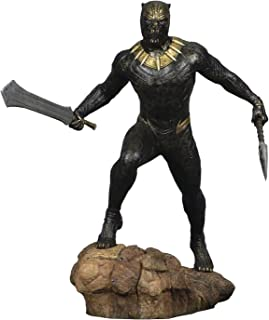 Diamond Select Toys Marvel Gallery Black Panther Movie Killm