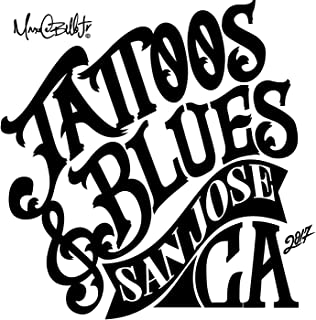 Tattoos and Blues