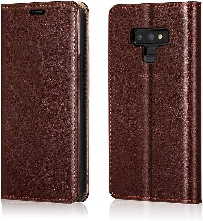 Best Samsung Galaxy Note 9 Wallet Case - Belemay Samsung Galaxy Note 9 Wallet Case