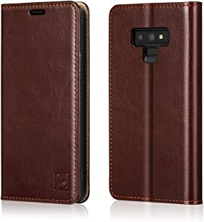 Best leather wallet cover note 9 Reviews