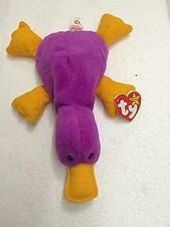 Ty Beanie Babies Patti the Platypus Plush Doll