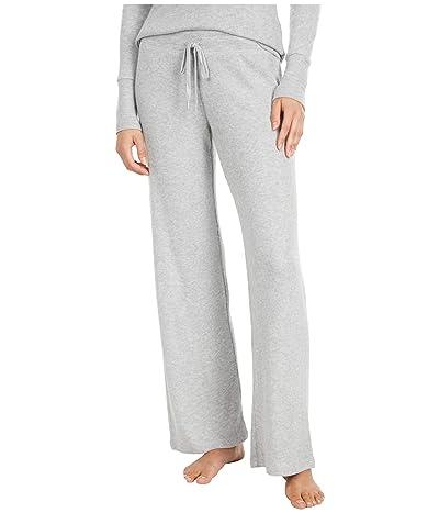 P.J. Salvage Textured Basics Pants (Heather Grey) Women