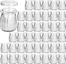 Best 150 ml glass jars with lids Reviews