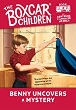 benny uncovers من الغموض (boxcar الأطفال mysteries)