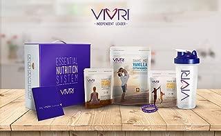 Vivri- Essential Nutrition System Vanilla Shake Me-Orange Mango- 10 Day Challenge