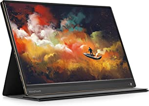 """$289 » USB-C Portable Monitor, XtendTouch XT1610F, 15.6"""" Full HD IPS Screen, Built-in 10800mAh Battery, 10-Point Touch, Quad Speakers, HDMI-in, OTG, Matte Display for Samsung DeX, Switch, Huawei EMUI, PS4"""