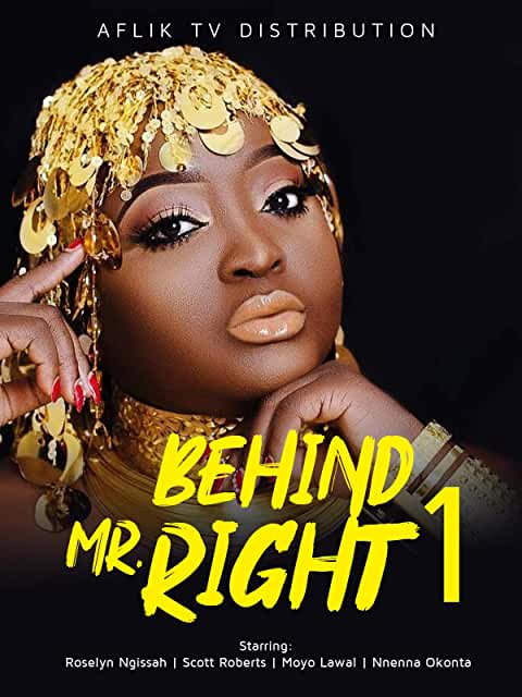 Behind Mr Right 1 - <strong>Moyo Lawal</strong>