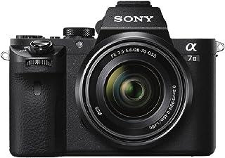 Sony Alpha ILCE-7M2K - Cámara EVIL con montura tipo E y sensor de fotograma completo color negro