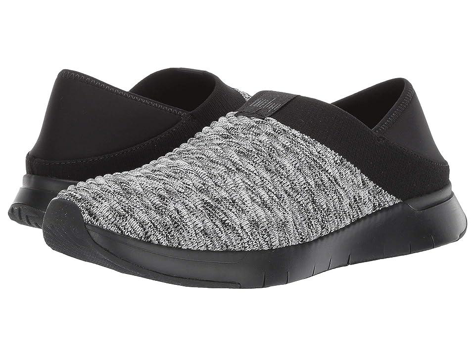 27d479fd306 FitFlop Artknit Sneaker (Black Mix) Women