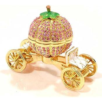 <かぼちゃの馬車 各色> ピィアース 小物入れ 12-281 【ピィアースより直接仕入れショップ】 (ピンク)