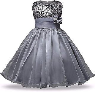 ANVI JEWELLERS Girl's Maxi Dress