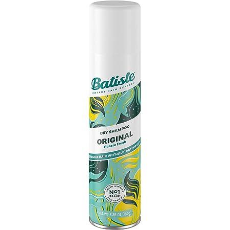 Batiste Dry Shampoo, Original Fragrance, 6.35 oz (180g)