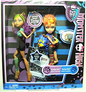 Monster High Howleen Y Clawdeen