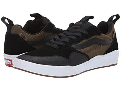 Vans UltraRangetm Pro 2 ((Tactical) Black/Beech) Men
