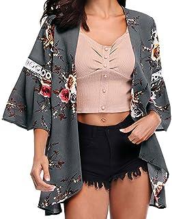 Amazon.es: Blusas Faldas Y Vestidos - Gris