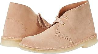 حذاء برقبة طويلة تصل إلى الكاحل من Clarks للسيدات Desert