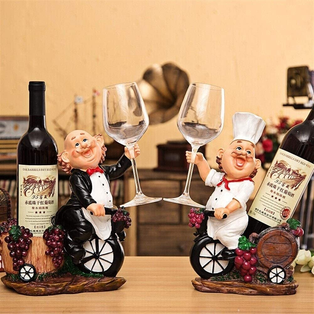 Tabletop Wine Rack Resin 67% OFF of fixed price Glass with Max 57% OFF Holder Countertop