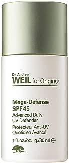 ORIGINS Dr. Andrew Weil for Origins? Mega-Defense Advanced daily UV defender SPF 45