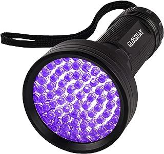 Blacklight Flashlight 68 LED UV Flashlight,Ultraviolet Flashlight Black Light Professional Pet Urine Detector For Dog/Cat Urine,Pet Stains,Bed Bugs,Hunting Scorpions