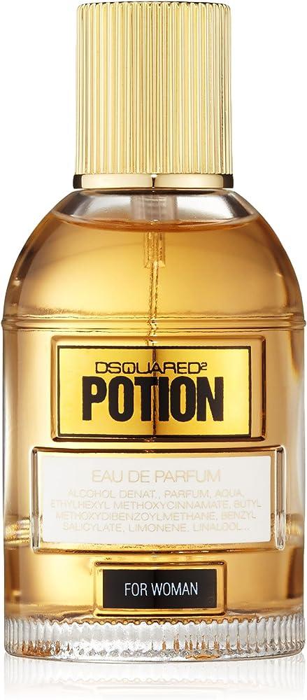 Dsquared2 potion ,eau de parfum per donna,50 ml ,spray 8011530909871