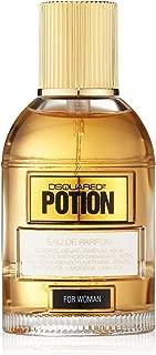 Dsquared2 Potion Eau de Parfum Spray for Women, 1.7 Ounce