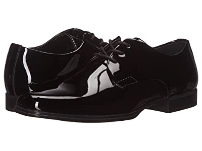 Calvin Klein Dillinger (Black Patent Leather) Men