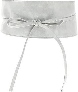 design senza tempo 5a589 7bca0 Amazon.it: Argento - Cinture / Accessori: Abbigliamento