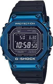Men's Casio G-Shock Full Metal Digital Blue Watch GMWB5000G-2