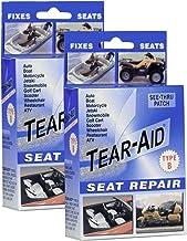 Tear-Aid Vinyl Seat Reparatie Kit, Blauwe Doos Type B (2 Pack)