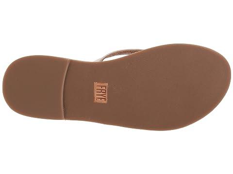 Frye Ally Western Flip-Flop Brown