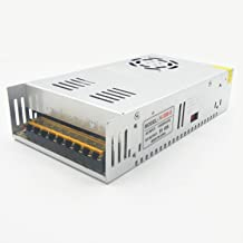 DC 5V 60A 300W Universal Regulated Switch Power Supply, Power Transformer for LED Strip Light/ CCTV camera/ Security System/ Radio/Computer Project