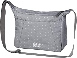 Jack Wolfskin Valparaiso Bag, Bandoulière Mixte Adulte, Alloy Dots, Taille Unique