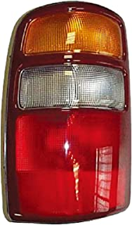 Dorman 1610122 Driver Side Tail Light Assembly for Select Chevrolet/GMC Models