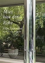 Residential Masterpieces 24: Mies Van Der Rohe Villa Tugendhat