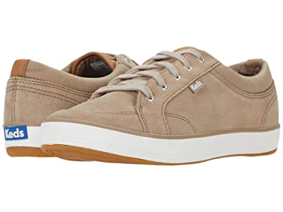 Keds Center Suede (Taupe) Women