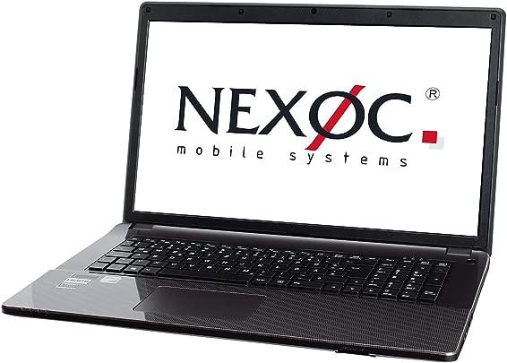 Nexoc 1362202 M731III Laptop 1000GB 16GB NVIDIA silber grau Schätzpreis : 555,00 €
