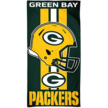 NFL Green Bay Packers Double Covered Beach Towel 28 x 58-Inch