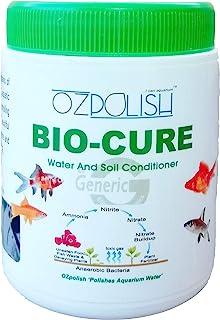 OZpolish Bio-Cure by Aquatic Habitat | Aquarium Probiotic and Beneficial Bacteria | Fish Tank Cleaner, Reduce Ammonia(Dry;...